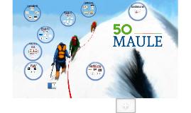 50 Maule - Elevator Pitch