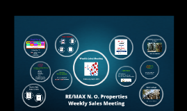 Weekly Sales Meeting, May 8, 2019