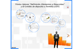 "Copy of Titulo y Valores ""Definición, Elementos y Requisitos"""