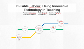 Invisible Labour: Using Innovative Technology in Teaching