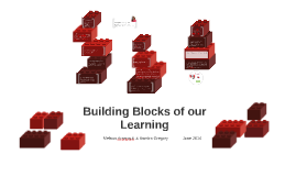 Building Blocks of our Learning