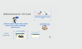 Bibliotecario Virtual