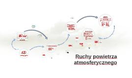 Ruchy powietrza atmosferycznego