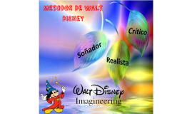Metodo de Walt Disney