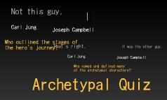 Archetypal Quiz