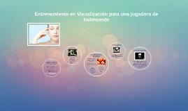Entrenamiento en Visualización