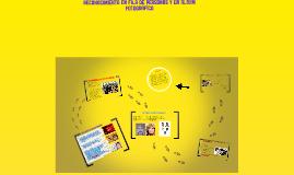 Copy of Reconocimiento en fila de personas y en álbum fotográfico