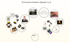 El Concierto Siniestro: Episodio 7 y 8