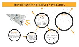 Copy of HIPERTENSIÓN ARTERIAL EN NIÑOS