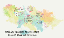 Literacy (marking and feedback, reading comp and spelling)
