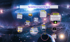 Copy of The Existence of God in the Qur'an