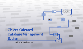 Copy of Object-oriented database management system