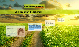 Copy of Dr.Elizabeth Blackwell