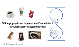 Which age group is most dependent on caffeine and does it ha