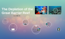 The Depletion of the Great Barrier Reef