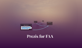 Prezis for FAA