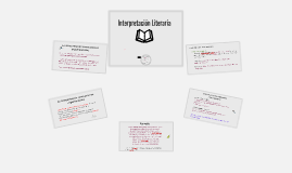 Copy of Copy of Interpretación Literaria