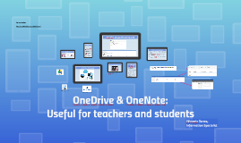 Copy of OneDrive & OneNote: Useful for teachers and students