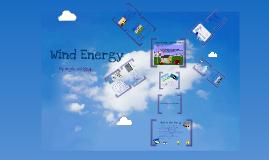 Disadvanatges Wind Energy
