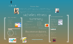 Michelle's Fitness Summary