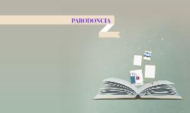 Copy of PARODONCIA