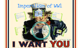 Imperialism in WW1
