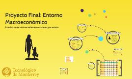 Proyecto final entorno macroeconómico