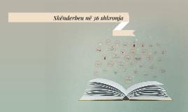 Skënderbeu në 36 shkronja