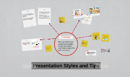 Presentation Styles and Tips