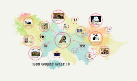 1100 Words Week 19