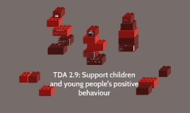 tda 2 8 support children and young Home cache level 2 certificate in supporting question: unit tda 29 support children and young people's positive behaviour cache level 2 certificate in.