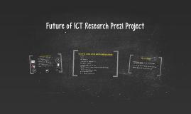 Future of ICT Research Prezi Project