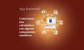 App Inventor2