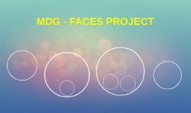 MDG - FACES PROJECT