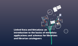 Copy of Metadata for Librarians