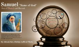 Biblical Prophets Assignment