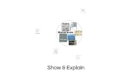 Show & Explain