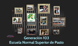 Generacion 103