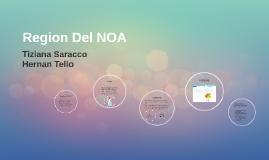 Region Del NOA