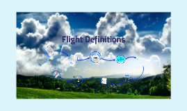 Copy of Flight Definitions