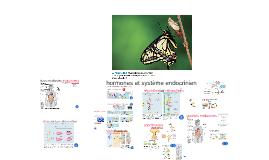 101-EV0 : Les systèmes endocriniens