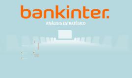 Bankinter (Dir. estratégica)