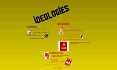 Copy of Ideologies