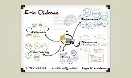 Copy of Resume - Erin Oldman