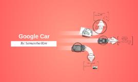 Copy of Google Car