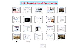 Foundational U.S. Documents