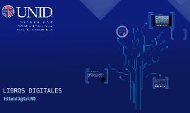 Presentación Editorial Digital UNID