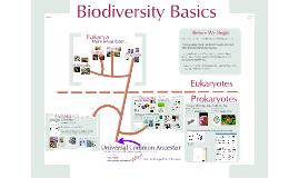 Copy of AP Bio- Biodiversity 2: Domains