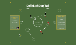 Conflict and Group Work