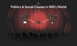 Politics & Social Classes in Will's World